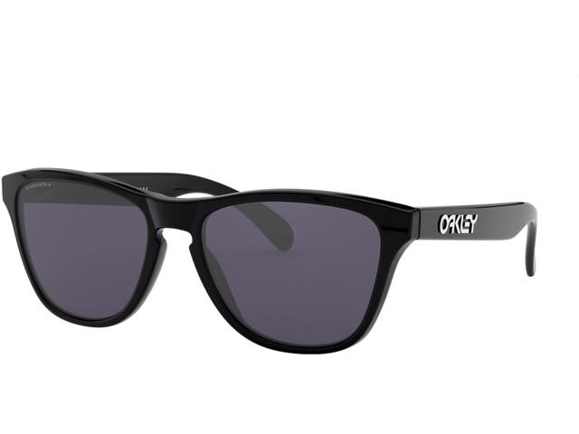 Oakley Frogskins XS Sunglasses Youth polished black/prizm grey